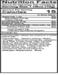 Belosa 12 oz. Gourmet Almond and Jalapeno Stuffed Queen Olives Nutrition Information