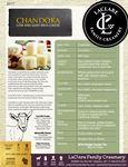 LaClare Family Creamery Chandoka Nutrition Information