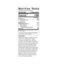 Hellmann's 1 Gallon Greek Vinaigrette Dressing Nutrition Information