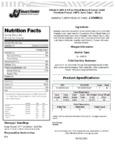 108JJ60025_Nutrition