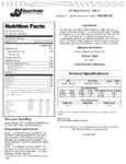 J & J Snack Foods King Size Churros Nutrition Information