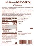 Nutrition / Ingredient Label