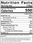 409G3550C25_Nutrition