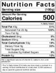 409G5660C25_Nutrition