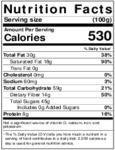 409G5222C25_Nutrition