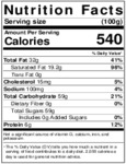 409G9201C50_Nutrition