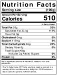 409G9918C25_Nutrition