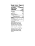 Hellmann's 1 Gallon Creamy Ranch Dressing Nutrition Information