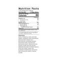 Hellmann's 1 Gallon Raspberry Vinaigrette Dressing Nutrition Information