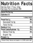 Regal Molasses Nutrition