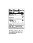 Regal Cocktail 1 Liter Lime Juice Nutrition Information