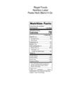 Regal Pasta Herb 4 oz Nutrition