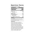 Hellmann's 1 Gallon Smoked Peach Vinaigrette Dressing Nutrition Information
