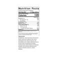 Hellmann's 1 Gallon Spicy Hatch Chile Vinaigrette Dressing Nutrition Information