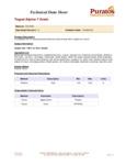 Puratos Tegral Alpine 7-Grain Bread Mix Nutrition