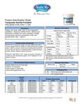 Nutrition Sheet