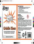 Griddle Kleen 1 Qt Label