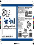 147PANPRII1G Pan Pro II Label