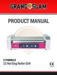 Manual for 177HDRG12