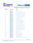 Comark Diligence Wifi Manual