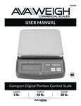 AvaWeigh PC10 Manual