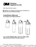3M  ESP, BREW, BEV, ICE, HF, DWS, SGP Install Manual