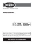 Simpson 65209 Manual