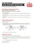 382SCM_Blade Adjustment Instructions