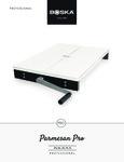 540000 Parmesan Pro user manual (1)
