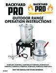 Backyard Pro Manual