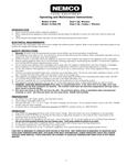 5916120A220 Manual