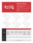 6192_Avantco_Adapter_Plates