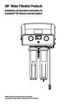 3M HP Reverse Osmosis System Manual