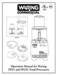 FP25, FP25C Manual