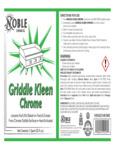 Noble Chemical 32 oz. Griddle Kleen 999