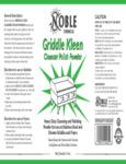 Noble Chemical Griddle Kleen 14 oz. Label