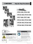 Alto Shaam CTC operating manual