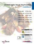 Alto Shaam CTP operating manual