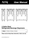 Avantco Bev Dispenser Manual-pages-deleted