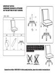 Boss Office B586 Chairs