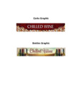 Beverage-Air Wine Signage Options