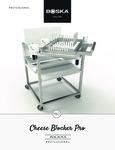 Boska Cheese Blocker Pro Manual