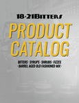 18.21 Bitters Product Catalog