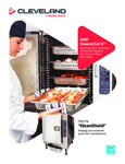 Cleveland SteamChef Connectionless Countertop Steamer Brochure