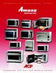 Amana Full Line Brochure