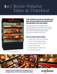 Alto-Shaam Heated Display Cases - Boost Impulse Sales