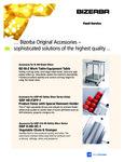 Bizerba Original Accessories Brochure