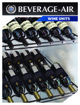 Brochure for Beverage-Air Wine Units