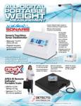 Brochure for Cardinal Detecto APEX-RI Digital Scale
