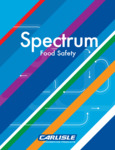 Carlisle Spectrum Food Safety Brochure